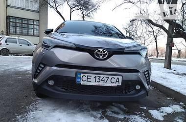 Toyota C-HR 2016 в Черновцах