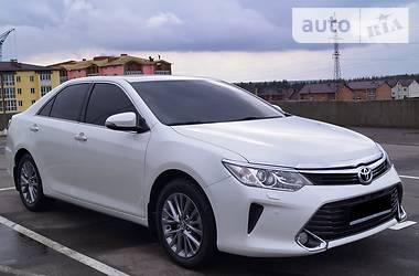 Toyota Camry Premium + JBL 2017