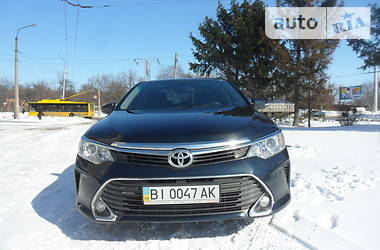 Toyota Camry COMFORT 2015