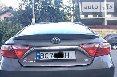 Toyota Camry 2017 в Львове