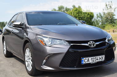 Toyota Camry 2016 в Черкасах