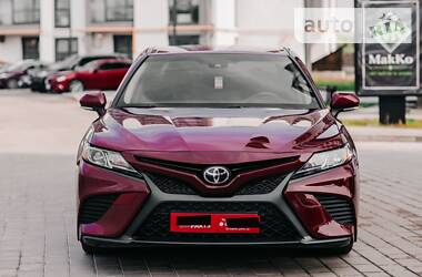 Toyota Camry 2018 в Луцке