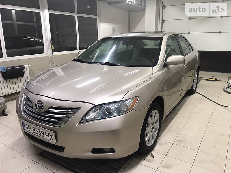 Toyota Camry IDEAL