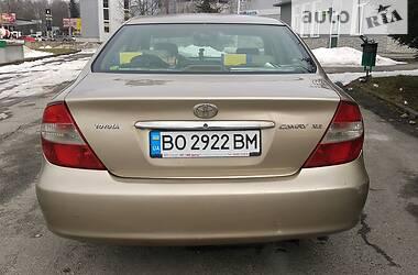 Седан Toyota Camry 2001 в Тернополі
