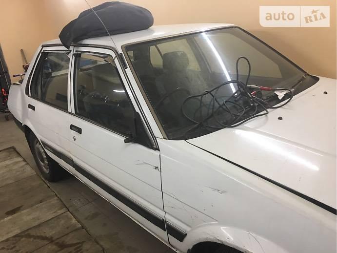 Toyota Corolla 1986 року
