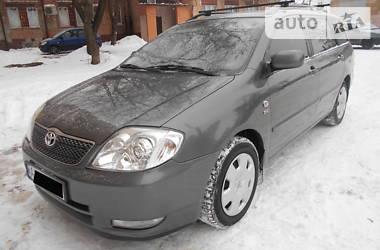 Toyota Corolla 2003 в Харькове