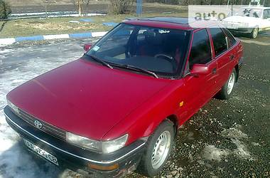 Toyota Corolla 1988 в Жидачове