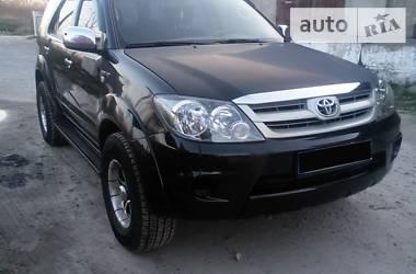 Toyota Fortuner 2008 в Ивано-Франковске