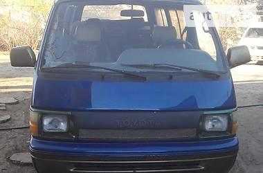 Toyota Hiace пасс. 1991 в Симферополе