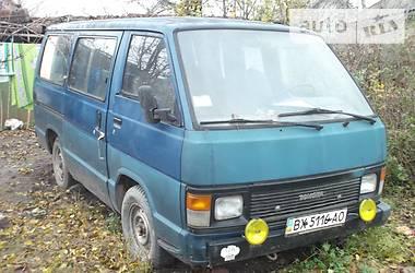 Toyota Hiace пасс. 1989 в Хмельницком