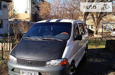 Toyota Hiace пасс. 2003 в Одесі