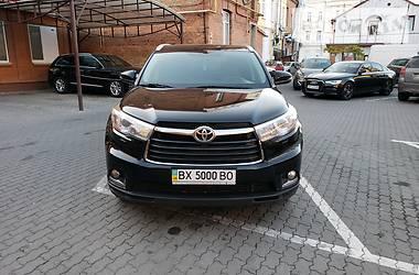 Toyota Highlander 2014 в Хмельницькому
