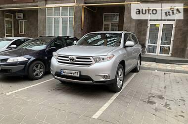 Toyota Highlander 2011 в Буче