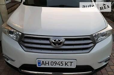 Toyota Highlander 2011 в Мариуполе