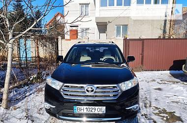 Toyota Highlander 2013 в Одессе