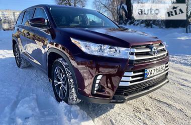 Toyota Highlander 2018 в Фастове
