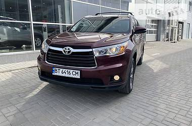 Toyota Highlander 2015 в Херсоне