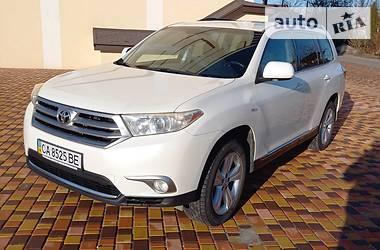 Внедорожник / Кроссовер Toyota Highlander 2013 в Умани