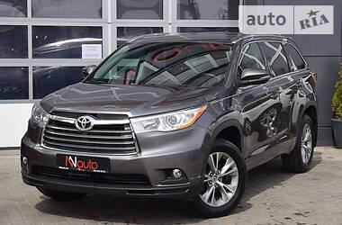 Toyota Highlander 2016 в Одессе