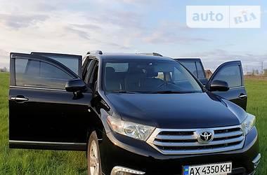 Toyota Highlander 2011 в Харькове