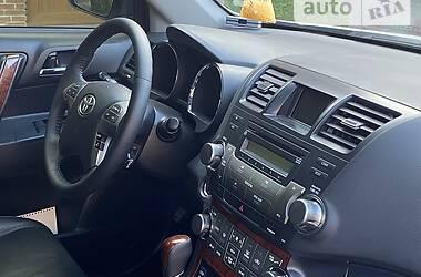 Внедорожник / Кроссовер Toyota Highlander 2012 в Одессе
