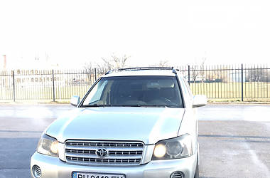 Внедорожник / Кроссовер Toyota Highlander 2003 в Одессе