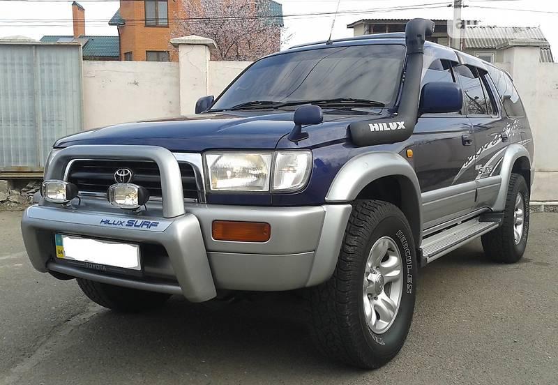 Toyota Hilux 1997 в Черноморске
