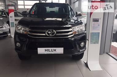 Toyota Hilux 2.4 Diesel. AT 2017