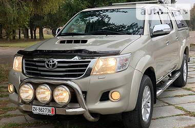 Toyota Hilux 2014 в Ровно