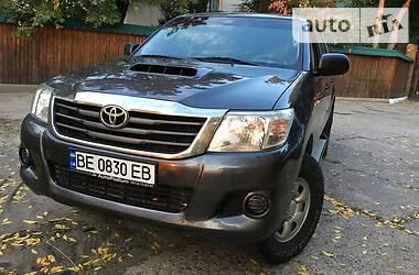 Toyota Hilux 2012 в Николаеве