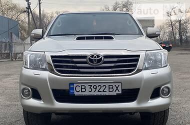 Toyota Hilux 2012 в Чернигове