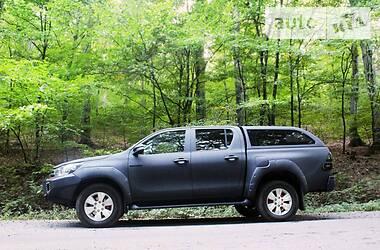 Toyota Hilux 2017 в Иршаве