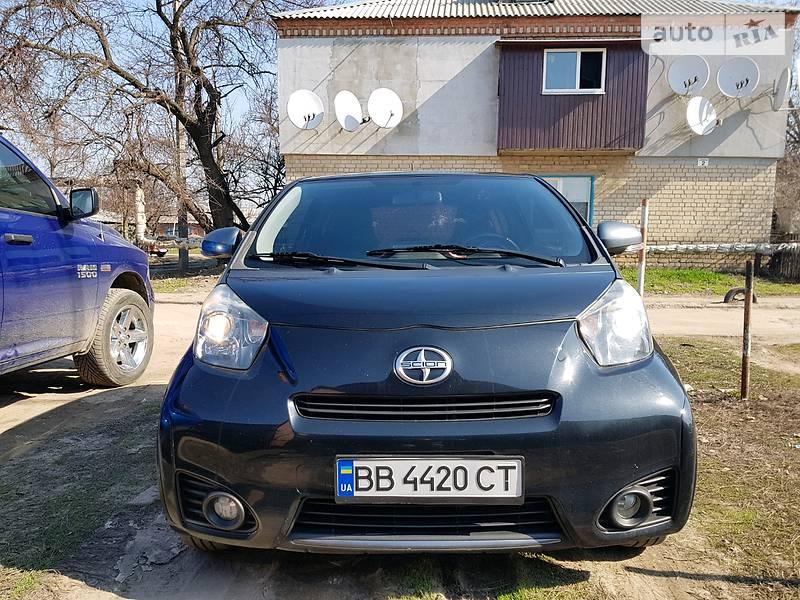 Toyota IQ 1.33VVT-i