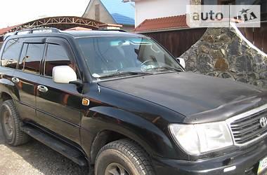 Toyota Land Cruiser 100 2002 в Виннице