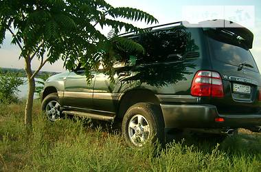 Toyota Land Cruiser 100 1999 в Черноморске