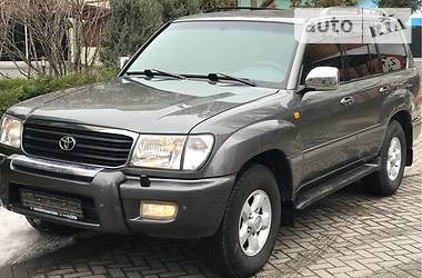 Toyota Land Cruiser 100 2001 в Одессе