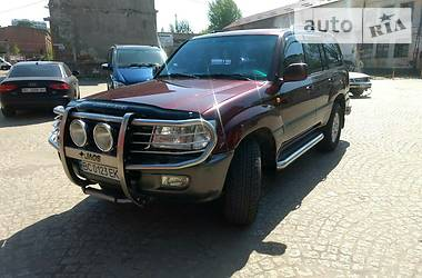 Toyota Land Cruiser 100 1999 в Львове