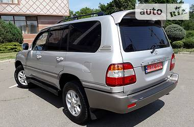 Toyota Land Cruiser 100 2005 в Одессе