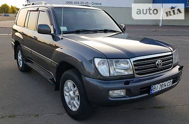 Toyota Land Cruiser 100 2003 в Кременчуці