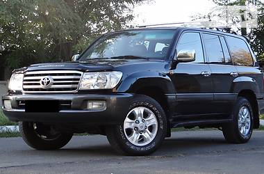 Toyota Land Cruiser 100 2007 в Одессе