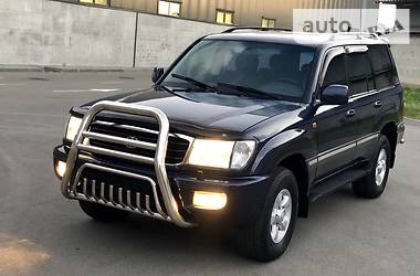 Toyota Land Cruiser 100 1999 в Киеве