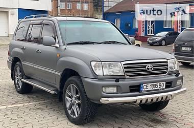 Toyota Land Cruiser 100 2004 в Черновцах