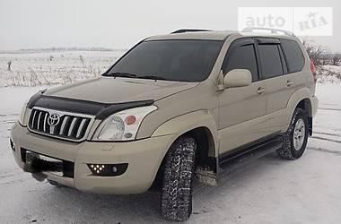 Toyota Land Cruiser 100 2006 в Меловом