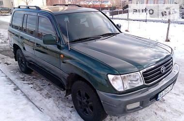 Toyota Land Cruiser 100 1999 в Киеве