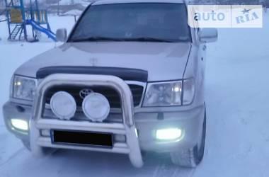 Toyota Land Cruiser 100 2012 в Киеве