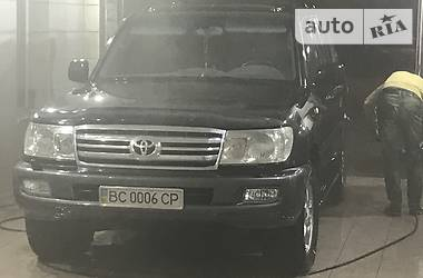 Toyota Land Cruiser 100 2007 в Львове