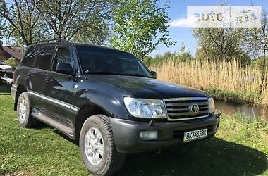 Toyota Land Cruiser 100 2000 в Ровно