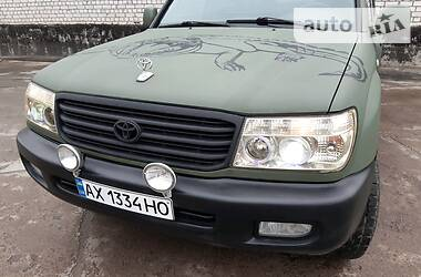 Toyota Land Cruiser 100 1998 в Харькове