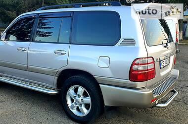 Toyota Land Cruiser 100 2003 в Черновцах