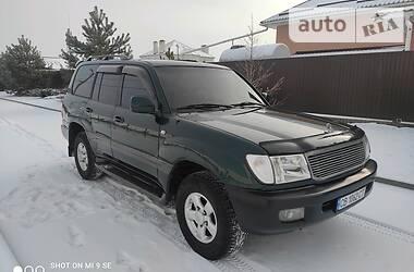 Toyota Land Cruiser 100 2002 в Прилуках